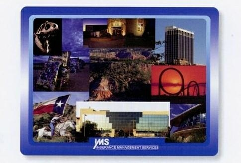 Picture of Economy FULL COLOR Mousepad