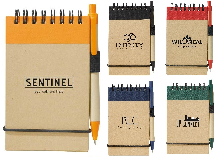 Picture of Eco Notepad & Pen
