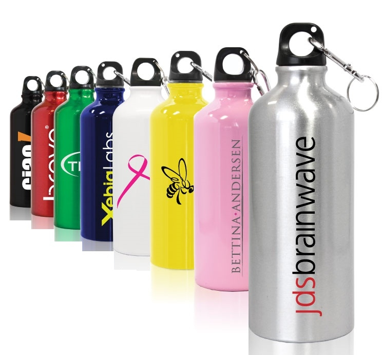 Picture of 20 oz Aluminum Water Bottle