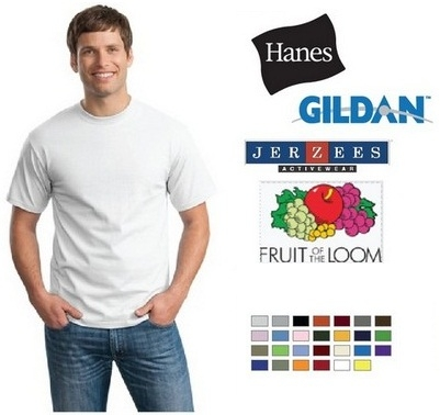 Picture of Heavyweight Cotton T-Shirts