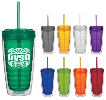 Picture of Deluxe Double Walled Acrylic Tumbler