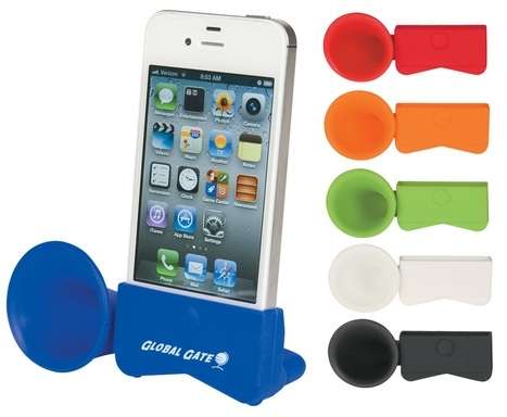 Picture of iPhone Megaphone Speaker