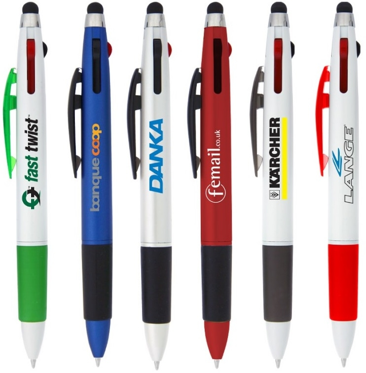 Picture of Tri Color Tablet Pen