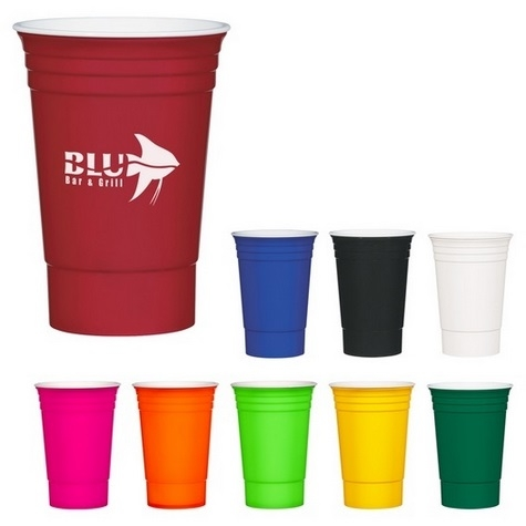 Picture of SOLO 16 oz Double Wall Tumbler